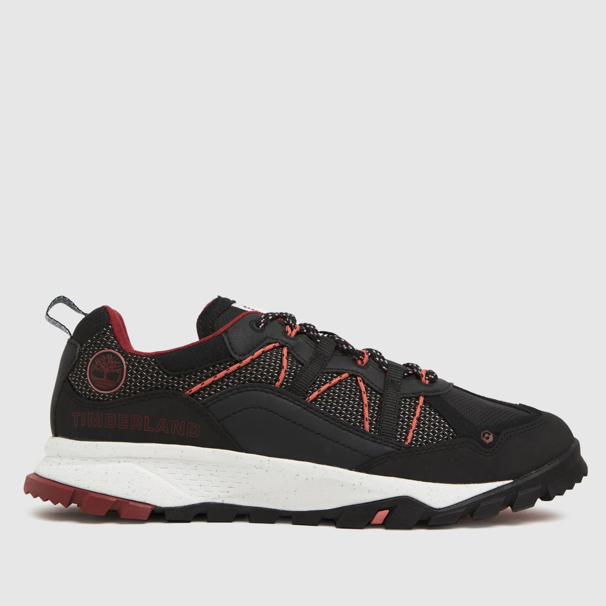 Timberland Black Garrison Low Trainers