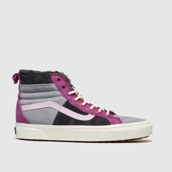 Vans Lilac Sk8-hi Mte Dx c2namevalue::Womens Trainers