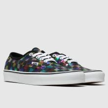 Vans Authentic Iridescent Check 1