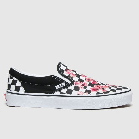 Vans Classic Slip-on Cherry Blossomtitle=