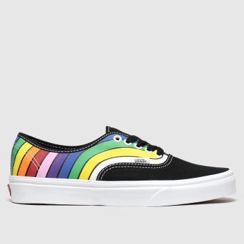 Vans Multi Authentic Womens Trainers