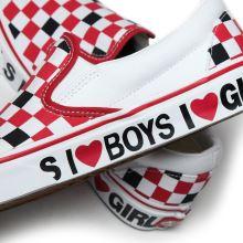 Vans Classic Slip-on I Heart 1