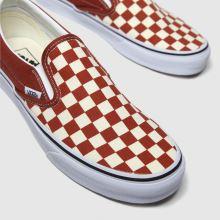 Vans Classic Slip-on Check 1