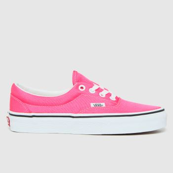 Vans Pink Era Womens Trainers