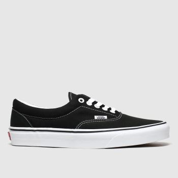 Vans Black & White Era Womens Trainers