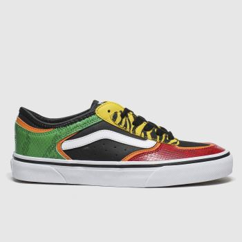 Vans Multi Rowley Classic c2namevalue::Womens Trainers