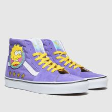 Vans Sk8-hi The Simpsons 1