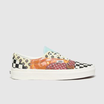 Vans Multi Era Tiger Patchwork Womens Trainers