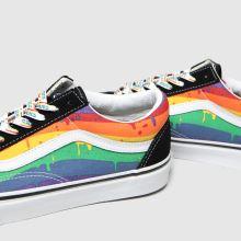 Vans Old Skool Rainbow Drip 1