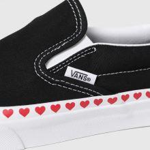 Vans Classic Slip Hearts Foxing 1