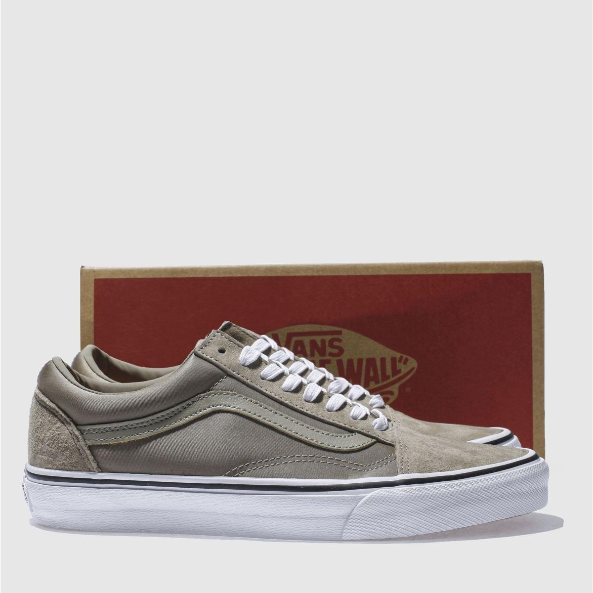Damen Khaki Boom vans Old Skool Boom Boom Khaki Sneaker | schuh Gute Qualität beliebte Schuhe 341323