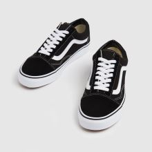damen vans old skool black