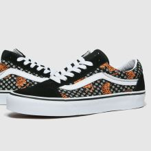 Vans Old Skool Tiger Floral 1