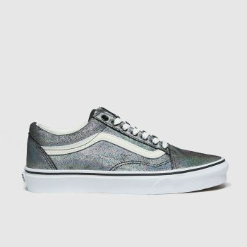 Vans Multi Old Skool Prism Suede Womens Trainers