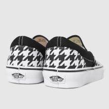 Vans Classic Slip Houndstooth 1