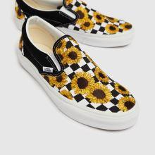 Vans Check Sunflower Slip,3 of 4