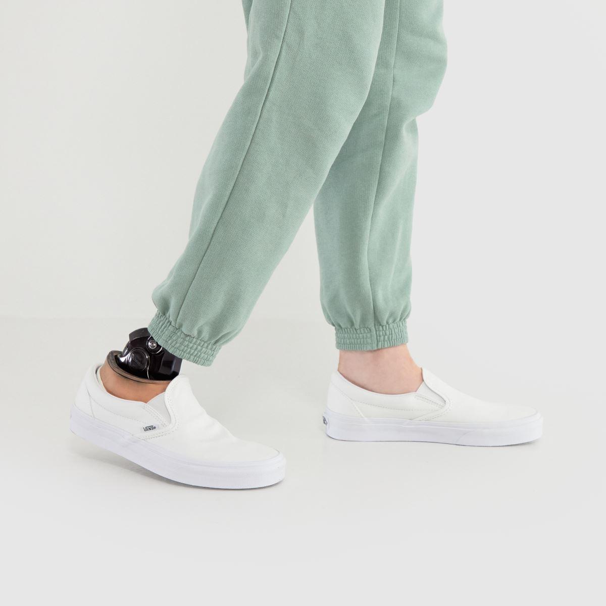 Damen Weiß vans Classic Slip Qualität Sneaker   schuh Gute Qualität Slip beliebte Schuhe d9da91