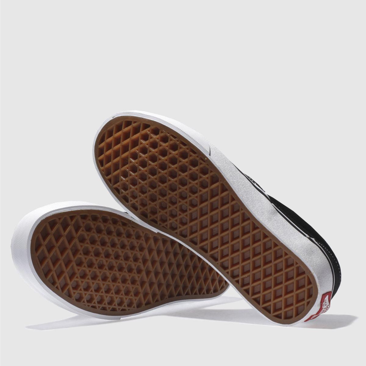 Damen Schwarz-weiß vans Classic Slip Vi Qualität Sneaker | schuh Gute Qualität Vi beliebte Schuhe 23d439