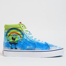 Vans Spongebob Sk8-hi 1