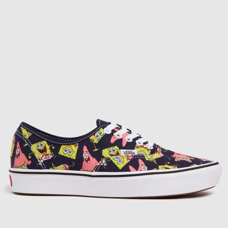 Vans Spongebob Comfycush Authentictitle=