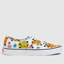 Vans Spongebob Authentic 1