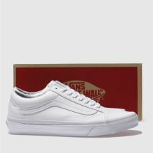 Vans old skool tumbled pu 1