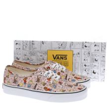 Vans authentic peanuts dance party 1