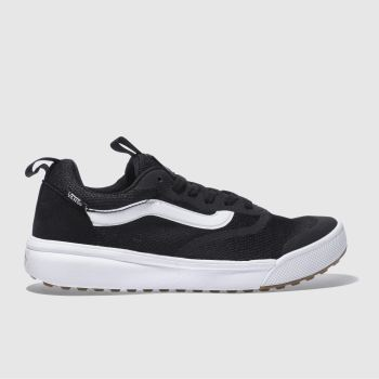 Vans Black Ultrarange Rapidweld Womens Trainers