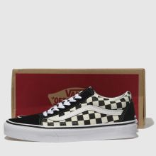 Vans Old Skool Primary Check 1