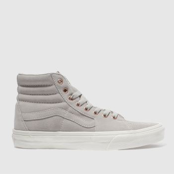 vans beige high top