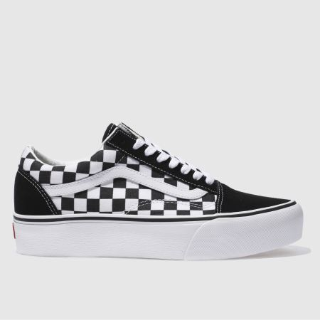 Vans Old Skool Platform Checktitle=