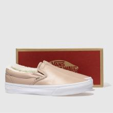 Vans classic slip-on leather 1