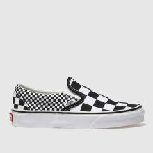 Vans Classic Slip-on Mix Checker,1 of 4