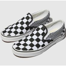 Vans Classic Slip-on Mix Checker 1