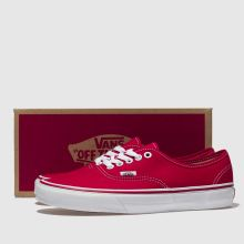 Vans authentic canvas 1