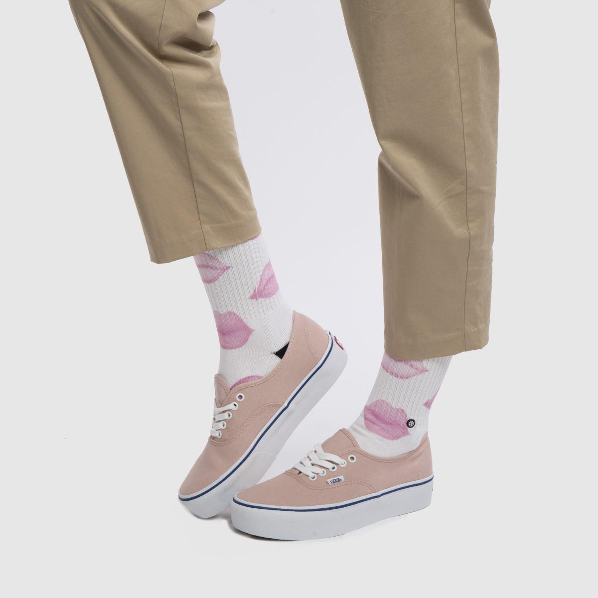 Damen Rosa vans Authentic Platform 2.0 Sneaker | schuh Gute Qualität beliebte Schuhe