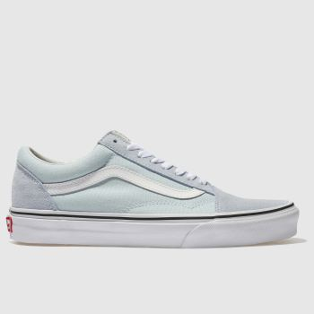 Vans Blau Old Skool Damen Sneaker