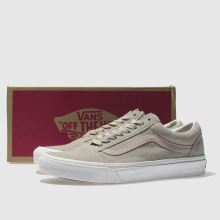 Vans old skool suede 1