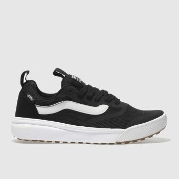Vans Black Ultrarange Rapidweld c2namevalue::Womens Trainers