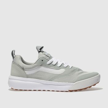 Vans Green Ultrarange Rapidweld Womens Trainers