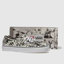 Vans authentic marvel women 1