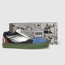 Vans old skool marvel avengers 1