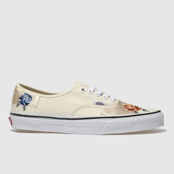 Vans Stone Authentic Womens Trainers