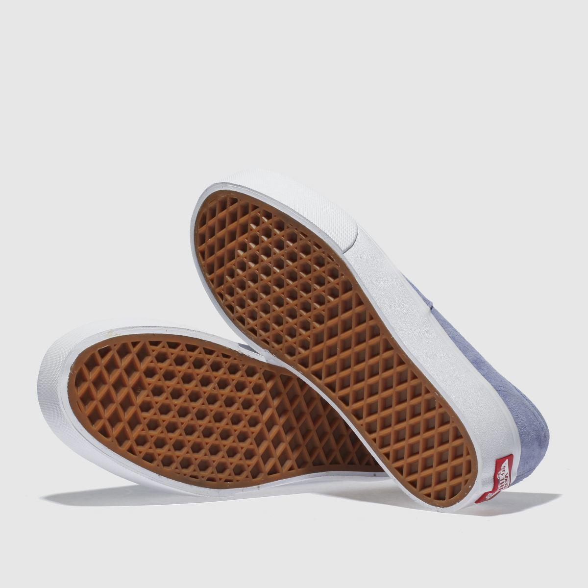 Damen 2.0 Hellblau vans Authentic Platform 2.0 Damen Sneaker | schuh Gute Qualität beliebte Schuhe 375b37