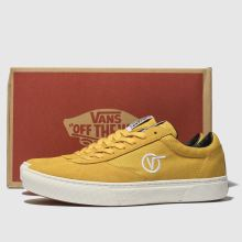 9e1bb3115d1f womens yellow vans paradoxxx trainers