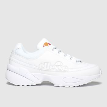 Ellesse White Sparta c2namevalue::Womens Trainers