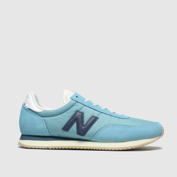 New Balance Pale Blue 720 V1 Womens Trainers