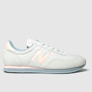 New Balance Light Grey 720 Trainers