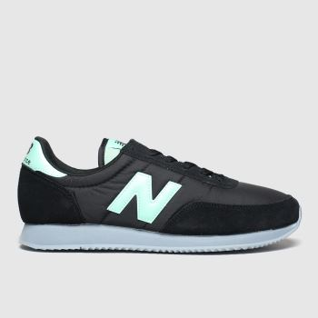 New balance Black & Green 720 Trainers