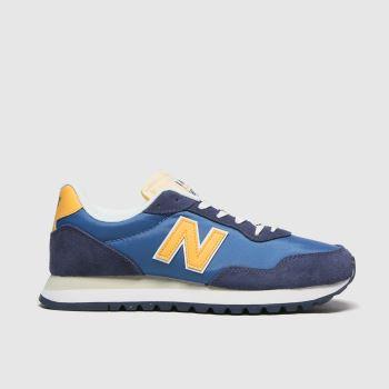 New balance Blau 527 Damen Sneaker